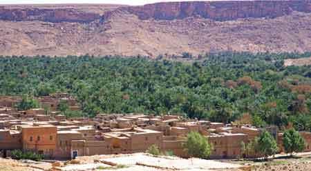 Rissani - sud du maroc - souk tri hebdomadaire