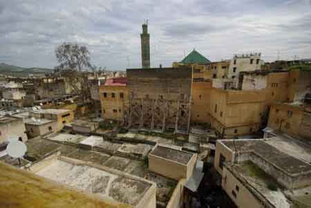 mosquée Karaouiyne à Fès