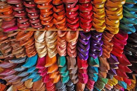 Veste cuir fes maroc