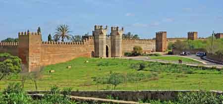 Village berbere ,Kasbah et Site imperial IMGP2754
