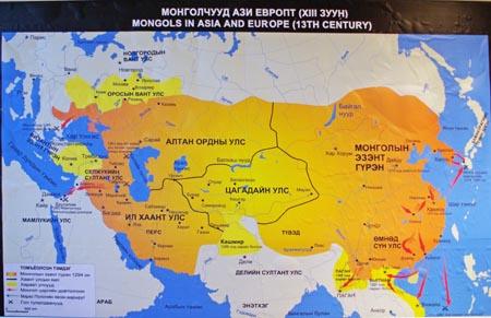 histoire-de-la-mongolie