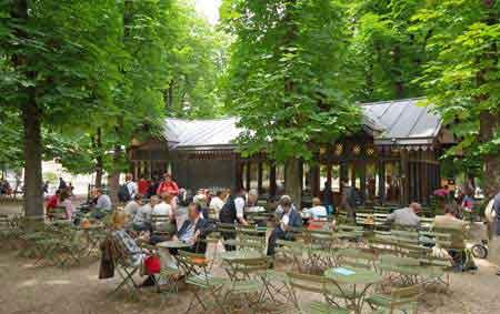 Kiosque jardin luxembourg esther paris le pavillon de la for Arbres jardin du luxembourg