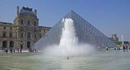 Paris mus e louvre photos informations for Architecte de versailles sous louis xiv