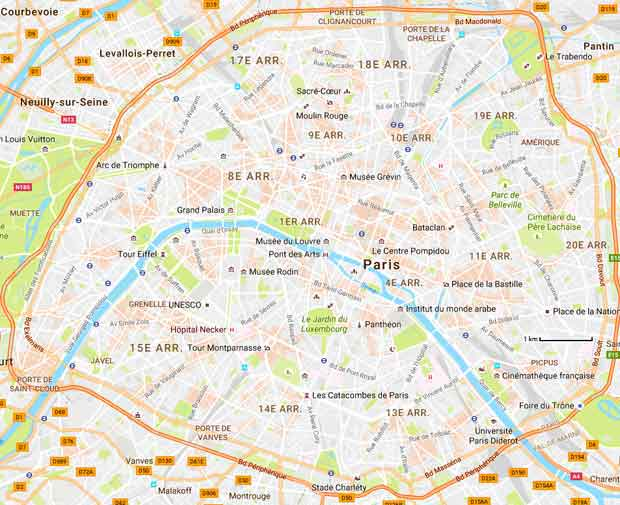 plan-de-paris-images-et-cartes