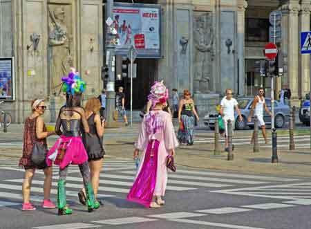 Warszawa varsovie capitale de la pologne - Office de tourisme pologne ...