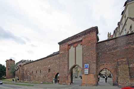 Photos Portes Vieille Ville De Torun