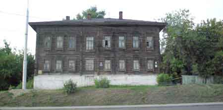 Putes de la ville de Novossibirsk
