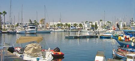 Tunisie port el kantaoui plage bord de mer - Location appartement port el kantaoui sousse ...