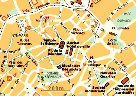 Mulhouse vieille ancienne mus es alsace tourisme informations - Office du tourisme de mulhouse ...