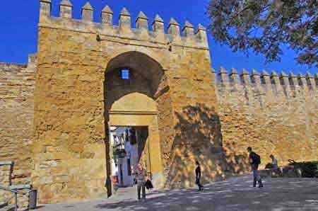 entrée mosquée cordoue