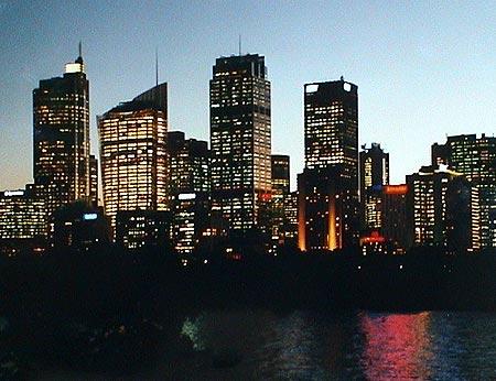 Voyage En Australie Croisi 232 Re Dans La Baie De Sydney Avec