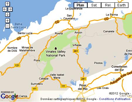 Cuba Parc national vallee Vinales Pinar del Rio
