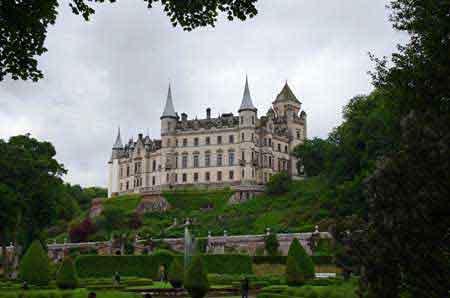 Dunrobin Castle And Gardens Garden Ftempo