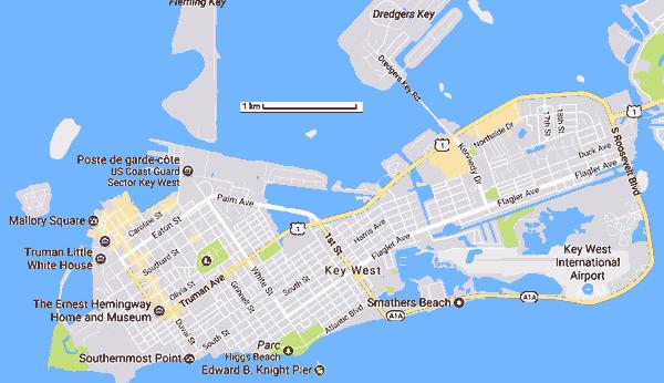 key-west-carte