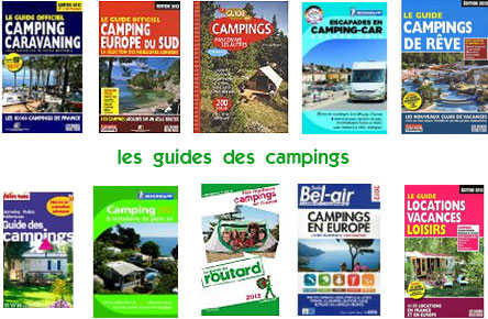 guide des campings