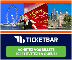 reservez vos attractions à Londres