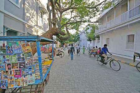Pondichery ancien comptoir des indes fran ais - Comptoirs francais en inde ...