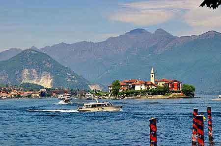 Europe Sud Est | Italie - Lac Majeur, îles et jardins durant un ...