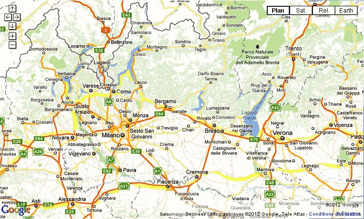carte-italie-du-nord