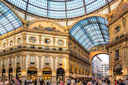 milan capitale 233 conomique de l italie de la mode en lombardie