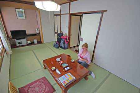 Chambre traditionnelle japonaise solutions pour la for Salle de bain japonaise traditionnelle