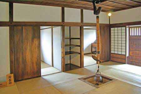 takayama jinya la maison du shogun voyage au japon. Black Bedroom Furniture Sets. Home Design Ideas
