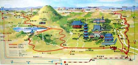 Plan De Nikko Japon