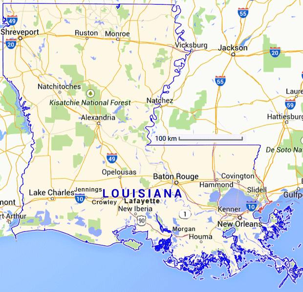Louisiane Voyage En Pays Cajun Circuit Photos Et Informations