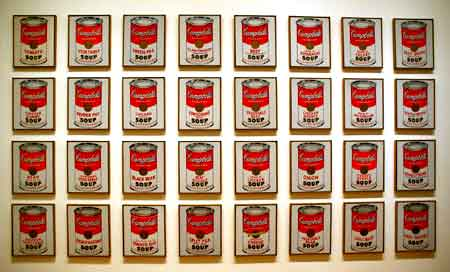 new york visite du moma museum of modern art mus e d 39 art moderne andy warhol. Black Bedroom Furniture Sets. Home Design Ideas