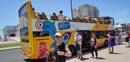 Lisbonne les quartiers les transports informations - Office du tourisme lisbonne ...