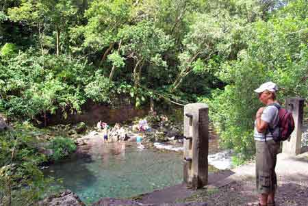 La rivière langevin