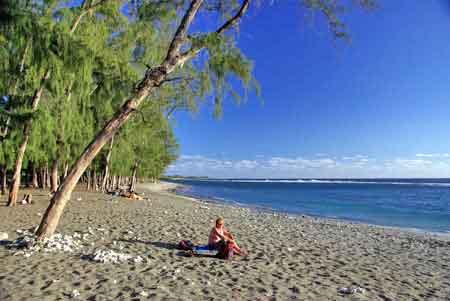 La plage de Saint-Leu IMGP4468