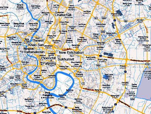Echappees Belles Asiatiques De Bangkok A Kanchanaburi