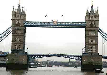 Tower Bridge Londres Pont Tour Tamise