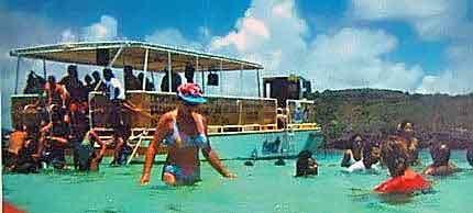 Les Fonds Blancs La Baignoire De Josephine Vacances Martinique Antilles Francaises
