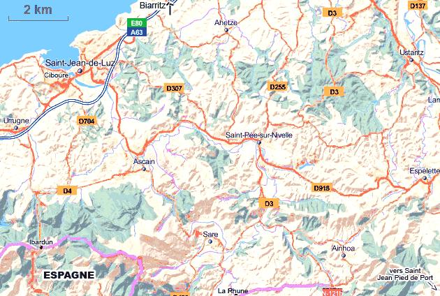 Vacances Au Pays Basque Francais Informations Tout Savoir