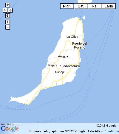 Canaries Fuerteventura toutes les informations essentielles sur l ile