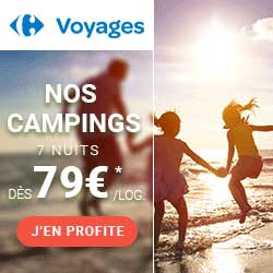 camping carrefour