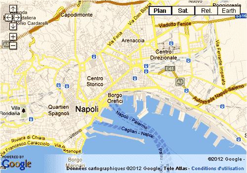 Naples Pompei Capri Sorrente Cote Amalfitaine Informations Visite