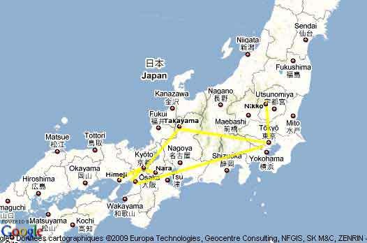 Circuit Realise Au Japon