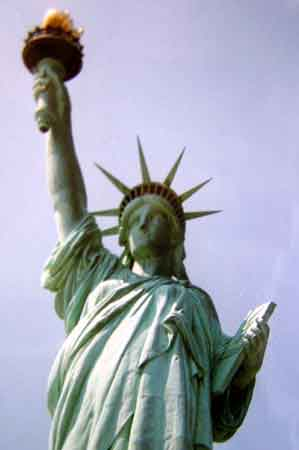 statue de la Liberté - New-York City