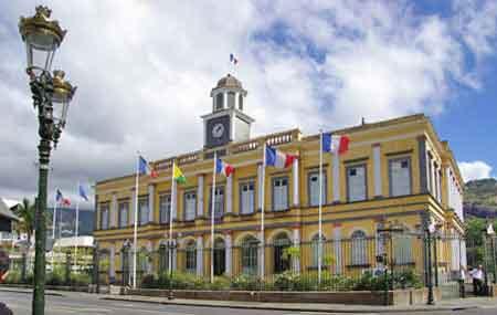 Mairie Ville St Denis