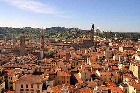 Florence Coupole Du Duomo Toscane Italie